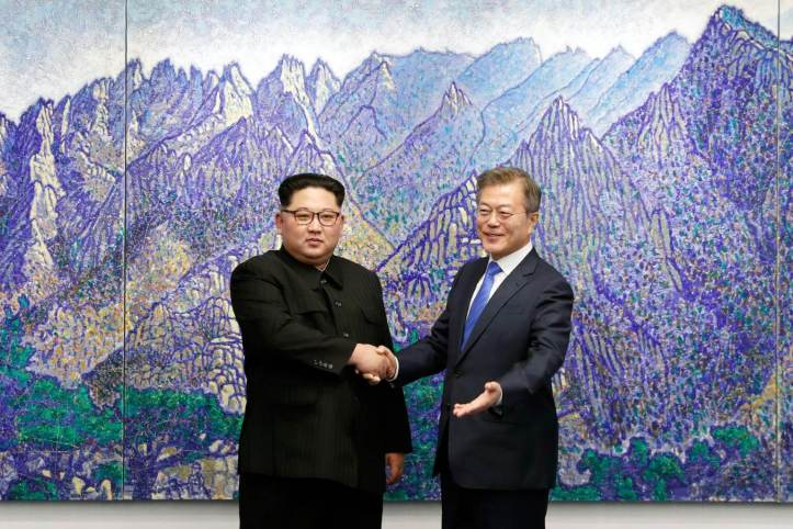 korea moon kim nederlands